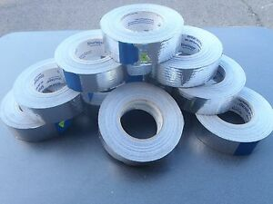 Lot Of 13 New 50 Yd X 1 75 Roll Ds 100 Shurtape Shurstrap Duct Hanging Strap