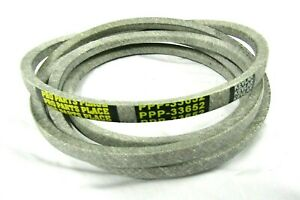 Replacement Belt For Woods 33652 Fits Woods Rm59 3 Rear Mount Finish Mower