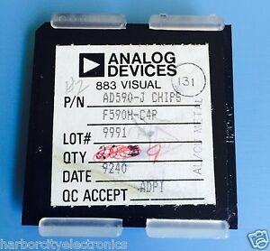 Ad590 j Chips Analog Devices Ic Wafer Die Package 9 units