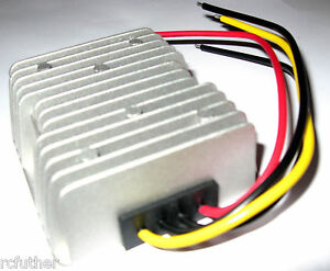 Dc dc 8v 40v To 12v 6a 72w step Up Down Power Voltage Converter Chennic