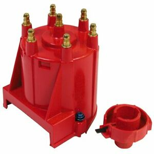 Msd Distributor Cap And Rotor Kit 8430