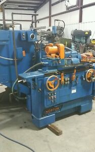 4x18 Norton Cylindrical Grinder nice Shape Ready To Run