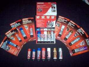Loctite Quickstix Stick Products Thread lockers Anti seizes Sealants Retainers