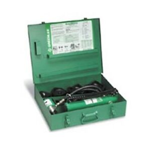 7310sb Hydraulic Punch Driver Knockout Kit