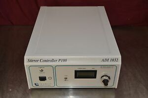 Applikon Biotechnology Adi 1032 Stirrer Controller For Applikon P100 Motor