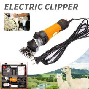 Ridgeyard 380w Electric Sheep Shears Farm Supplies Animal Fur Shearing Clipper