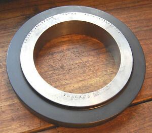 Threads 144 975mm 5 7077 Cl Xx Master Bore Gage Setting Ring
