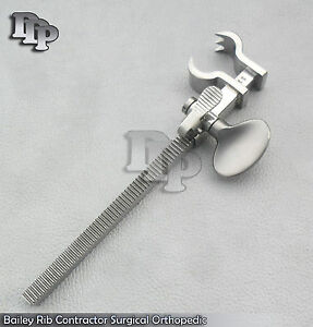Bailey Rib Contractor Surgical Orthopedic Instruments
