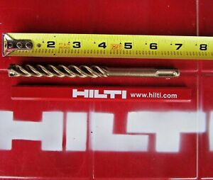 Hilti Te c 1 2 X 6 Sds Plus Preowned free Hilti Pencil l k Fast Shipping