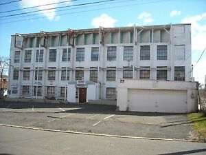 48 000 Sq ft 4 Story Brick Building office wherehouse storage Business