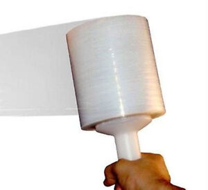 Stretch Wrap Plastic Film Choose Your Roll Size free Dispenser