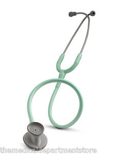 3m Littmann Lightweight Ii Se Stethoscope Seafoam Green New