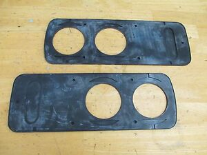 Ferrari 365 Gt 2 2 Rear Tail Light Gasket Seal Set