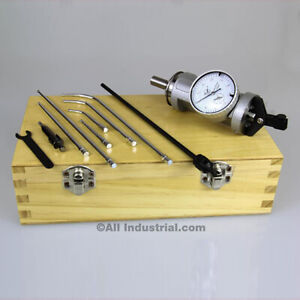 Coaxial Centering Indicator Co ax Precision Milling Machine Test Dial Cnc