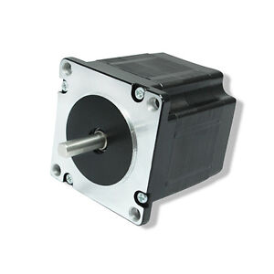 Nema 23 3 Phase 573s09 3 5a 127in oz Stepper Motor