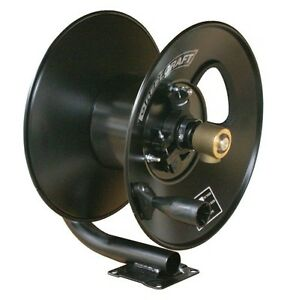 Reelcraft Ct6100hn 3 8 X 100ft 5000 Psi Pressure Washing Reel Without Hose