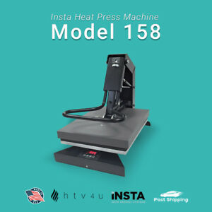Insta Heat Press Model 158 free Shipping