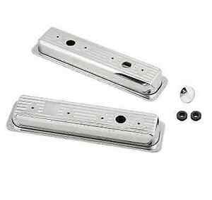 Mr Gasket 9415 Steel Valve Cover For Chevy Small Block 305 350