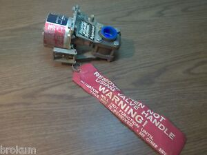 New Essex Fire Safe Valve C 1111 bc fs 1