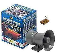 Wolo 003 Music Time Dixie On The Road Again Remote Control Horn 12 Volts