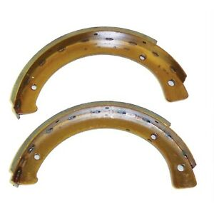 Omix ada 16731 01 Emergency Brake Shoes For 41 71 Willys And Cj Models