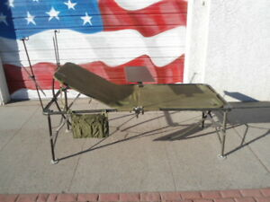 U s Military Field Hospital Bed New In The Box