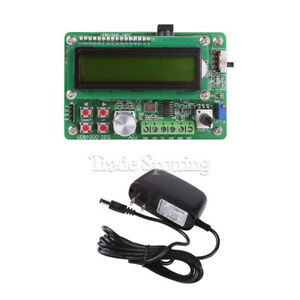 Function Signal Generator Source Frequency Counter Dds Module Wave Usb Udb1002s