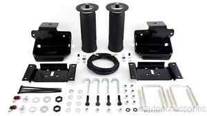 59568 Airlift Rear Ridecontrol Air Spring Kit W 2000lb Load level Cap Fits F 150