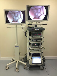 Karl Storz Image 1 Hd Video Endoscopy Camera System Tower