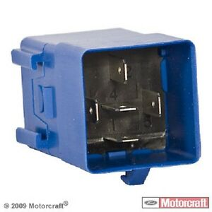 Ford Motorcraft Sf631 Oem Flasher Relay 5l5z 13350 aa Factory Five Pin 1993 2014