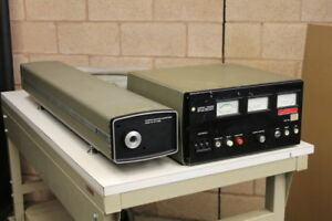Ion Laser W power Supply Composition Resonator Model 52 Krypton Coherent
