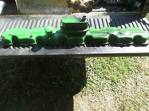 1985 John Deere 8650 4 X 4 6 Cylinder Diesel Farm Tractor Valve Cover