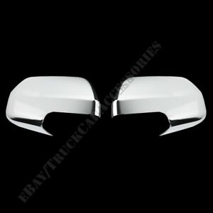For 2008 2009 2010 2011 2012 Ford Escape Chrome Full Mirror Covers