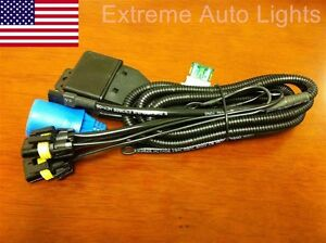 9007 9004 High Low Hid Bi Xenon Relay Harness Wiring