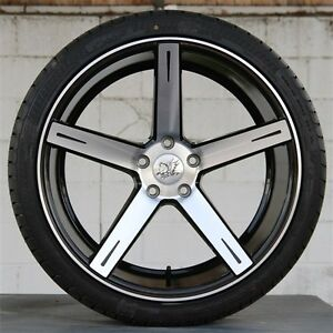 4 20 20x9 0 Wheels Tires Pkg M Benz Ml320 Ml350 Ml55 Ml500 Ml550 Glk R350