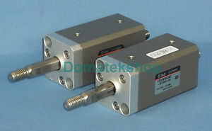 Smc Cdq2kwa20d w1540 25 Pneumatic Cylinder lot Of 2 Pieces