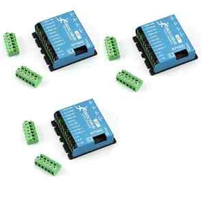 3 Pcs Brand New Geckodrive G320x Servo Motor Drivers Made In Usa