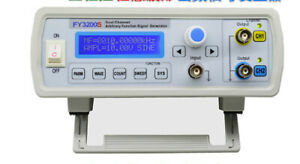 Fy3224s 24mhz Dual ch Dds Function Arbitrary Waveform Signal Generator Sweep