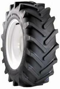 Two 6x12 6 12 Farm Ag Tractor R 1 Tires Mini Truck Kubota Mower Traction