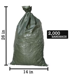 Sandbags For Flooding Green Sandbags Empty Sand Bags Wholesale Bulk