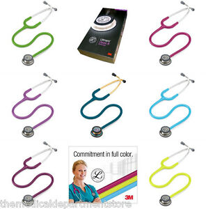 3m Littmann Classic Iii Se Stethoscope 24 Colors free Gift Included 20 Value