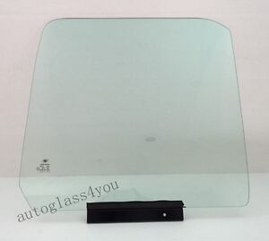 For 1991 1996 Ford Bronco F Series Front Door Window Glass Driver Left Side