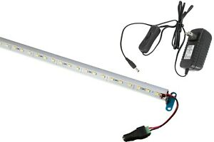 20 Inches Showcase Display Led Light White V5630 With Ul Listed Power Supply