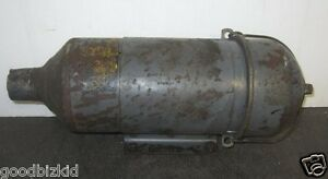 Oil Bath Air Cleaner Old From Farmall Tractor