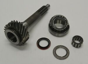 Dodge Nv4500 5 Speed Cummins V10 22 Tooth Input Shaft W Bearings Nv25356 Pt30