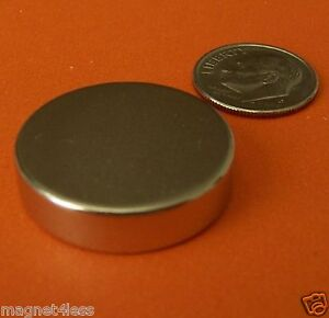 50 Strong 1x1 4 Inch Grade N42 Rare Earth Neodymium Disc Magnets