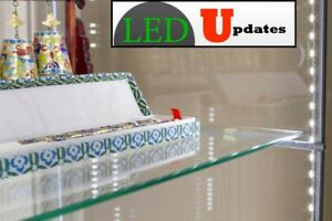20 36 Showcase Display White Led Light For 5ft Cabinet With Ul Power Supply