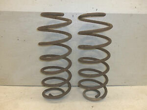 1940 40 Buick Super Rear Back Coil Springs