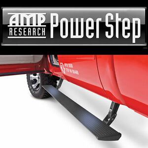 Amp Research Power Step Running Board 75126 01a For Silverado 1500 2500 3500 Hd