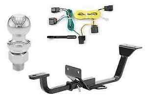 Curt Class 1 Trailer Hitch Tow Package For Jeep Grand Cherokee Srt8 W 2 Ball